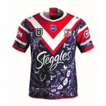 Sydney Roosters Rugby Jersey 2021 Indigenous