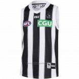 Collingwood Magpies AFL Jersey 2019 White Black
