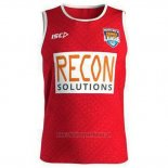 Tank Top Tonga Rugby 2018 Red