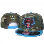 NRL Snapbacks Caps Wests Tigers Camouflage Blue