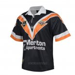 Wests Tigers Rugby Jersey 1998 Retro