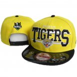 NRL Snapbacks Caps Wests Tigers Yellow