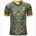 South Africa Rugby Jersey Madiaba100th Commemorative