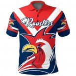 Polo Sydney Roosters Rugby Jersey 2021 Indigenous