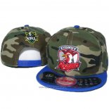NRL Snapbacks Caps Sydney Roosters Camouflage