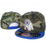 NRL Snapbacks Caps Wests Tigers Camouflage