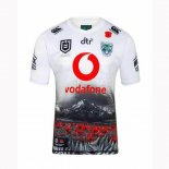 New Zealand Warriors Rugby Jersey 2019 Commemorative