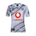 New Zealand Warriors Rugby Jersey 2019 Gray