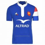 France Rugby Jersey 2018-2019 Blue