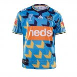 Gold Coast Titans 9s Rugby Jersey 2020 Blue