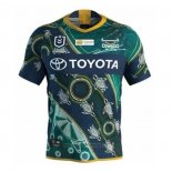 North Queensland Cowboys Rugby Jersey 2021 Commemorative