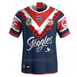 Sydney Roosters Rugby Jersey 2018-2019 Commemorative